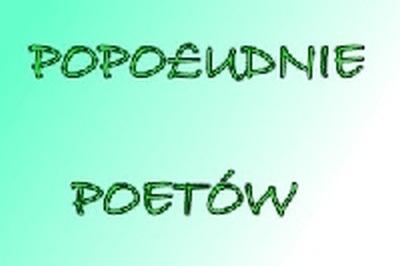 Popołudnie poetów