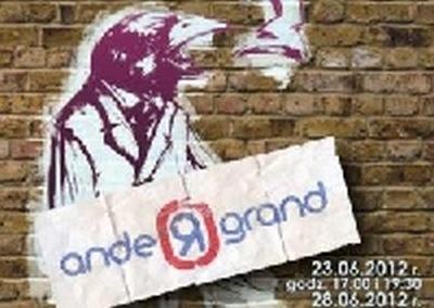 ANDE(R)GRAND - premiera musicalu zespołu G91