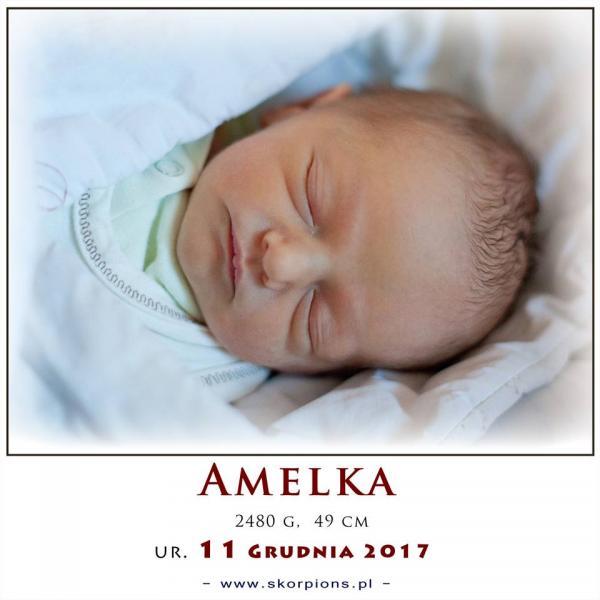 Noworodki Urodzone w Grudniu w  Białogardzkim Szpitalu