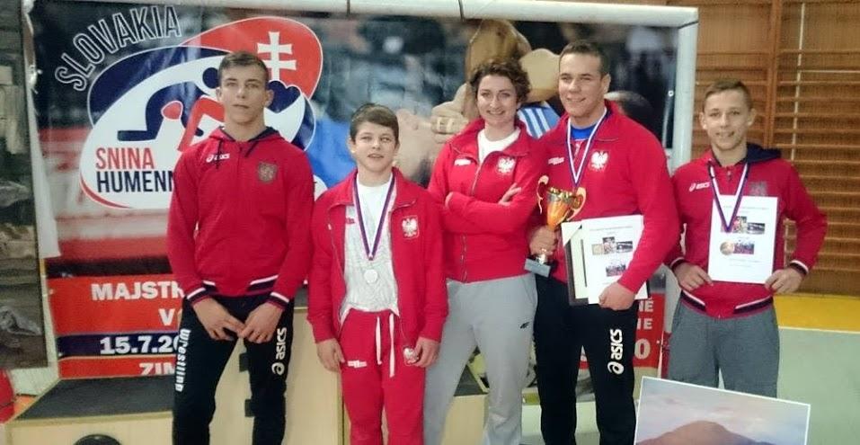Nasi uczniowie na Turnieju w Słowacji
