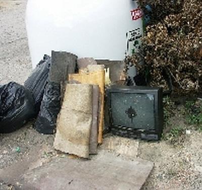Bezpłatny wywóz śmieci