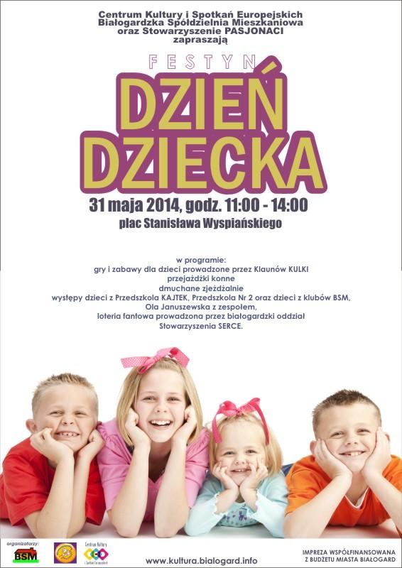 Atrakcje na Dzień Dziecka w Białogardzie
