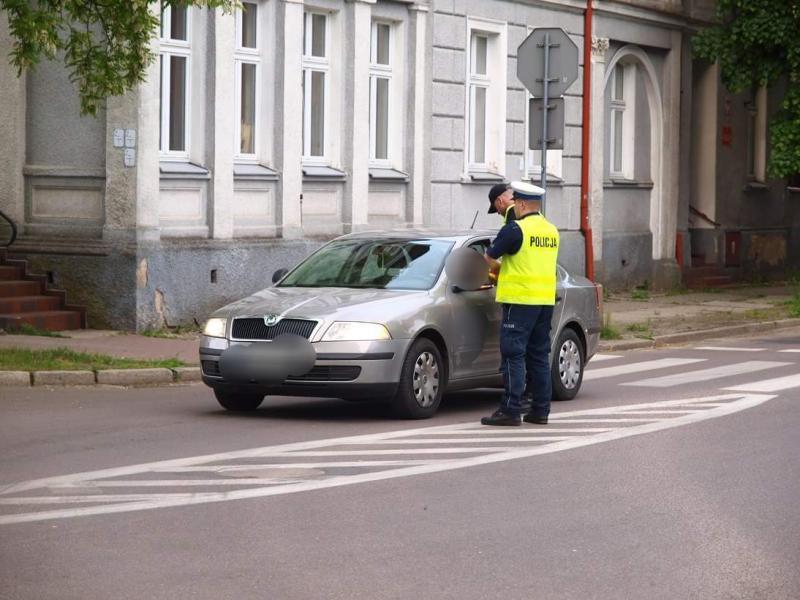 Kontrole trzeźwości w Białogardzie! ( FOTO )