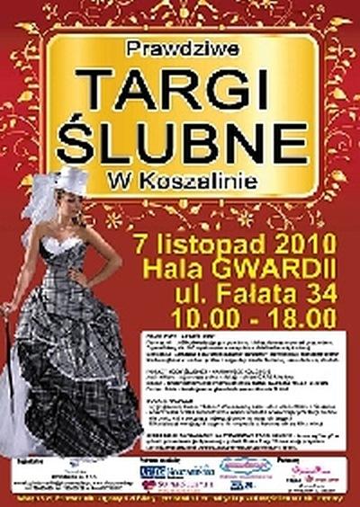 Targi ślubne w Koszalinie