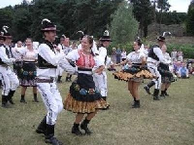 Zespoły z Polski i Słowacji w Białogardzie