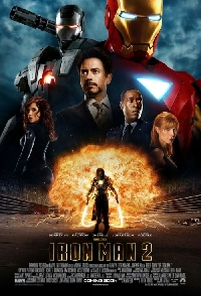 IRON MAN 2 w Kinie Centrum