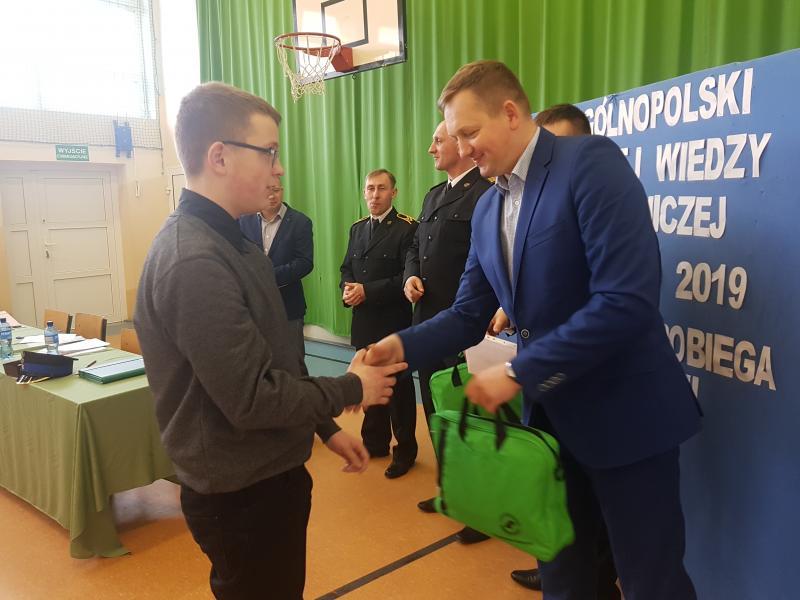 Ogólnopolski Turniej Wiedzy Pożarniczej - Stanomino 2019.  Obszerna fotorelacja!