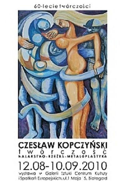 Wystawa Czesława Kopczyńskiego