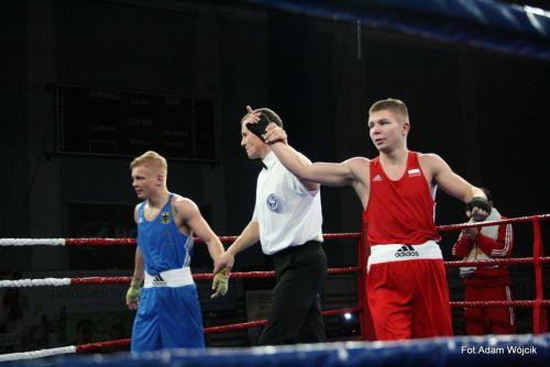 Porażka polskich bokserów z Niemcami w Karlinie