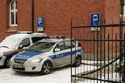 Policjant inwalida?