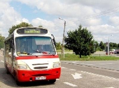 Zmiana rozkładu autobusów