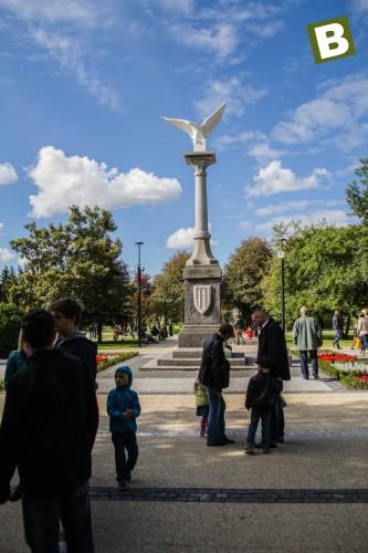 Park Orła Białego - zdjęcia