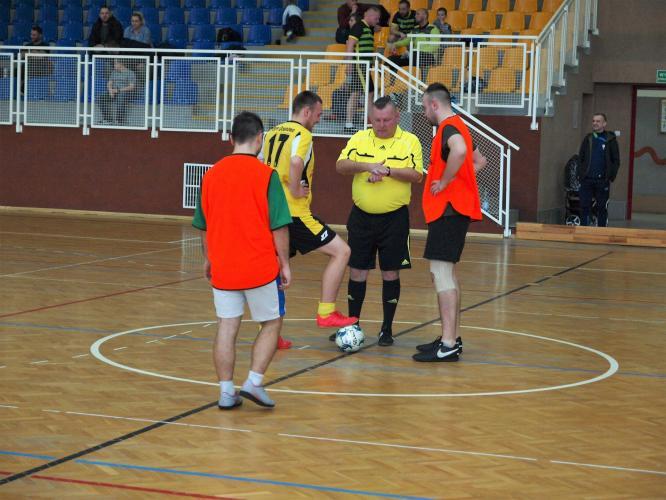 Puchar Otwartej Halowej Ligi Piłki Nożnej w Białogardzie