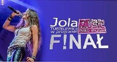 JOLA TUBIELEWICZ W FINALE \