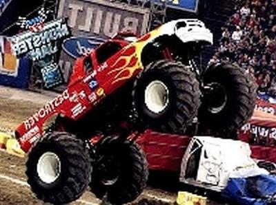 Monster Truck w Białogardzie