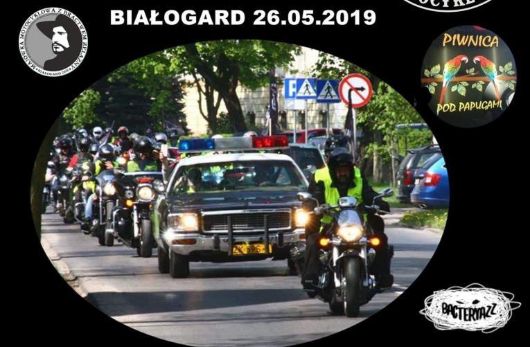 Motocyklowa Majówka Dla Niemena z Bractwem Motocyklowym Żelazny już w ten weekend!