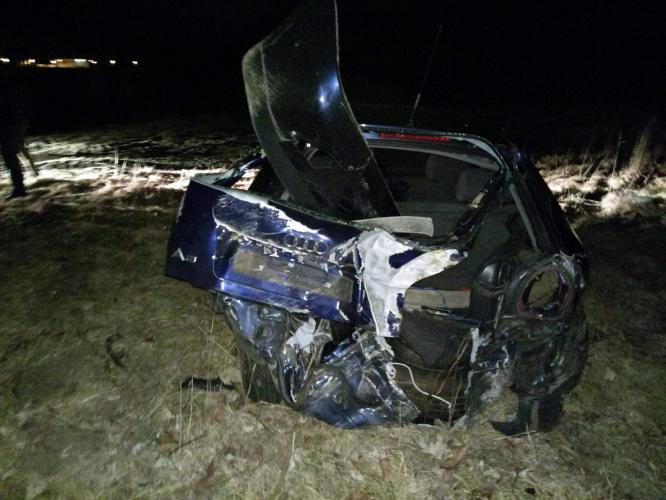 Groźny wypadek w Tychowie!