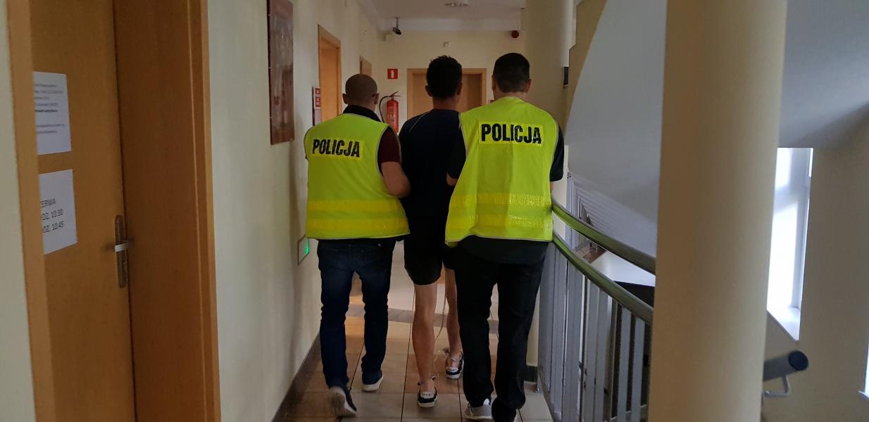 Brutalne morderstwo pod Białogardem - 24 latek usłyszał zarzut zabójstwa!