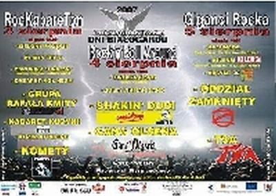 Dni Białogardu 03-05 sierpień 2007