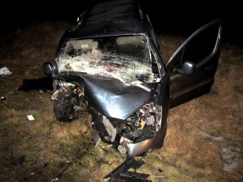 Tragiczny wypadek w Buczku