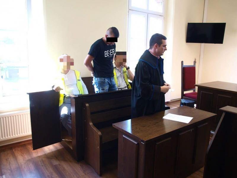 24 letni kierowca BMW stanął przed sądem!