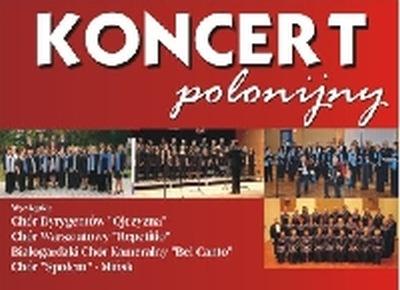 Koncert Polonijny