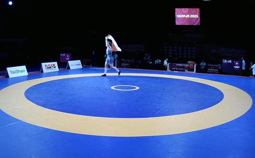Złoty medal mistrzostw Europy dla Białogardzianki!