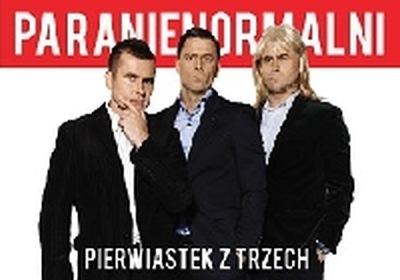 Występ kabaretu Paranienormalni