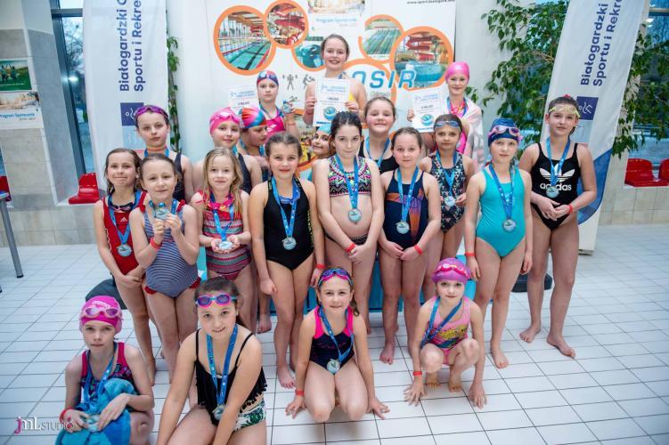 I Białogardzki turniej pływacki  - ZDJĘCIA - FILMY
