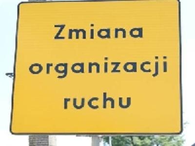 Zmiana organizacji ruchu w Białogardzie