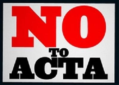 STOP ACTA - wolność internetu może się skończyć!!!!