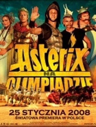 Asterix i Obelix na Olimpiadzie