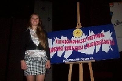Ola wygrała Festiwal Piosenki