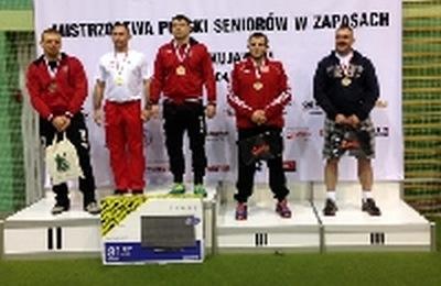 AKS Białogard podbił Mistrzostwa Polski w Zapasach
