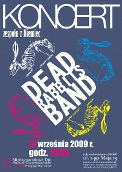 DEAD RABBITS BAND w CKiSE!!!!