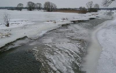 II Zimowy Spływ Kajakowy