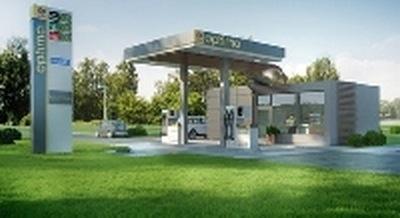 Nowa stacja paliw
