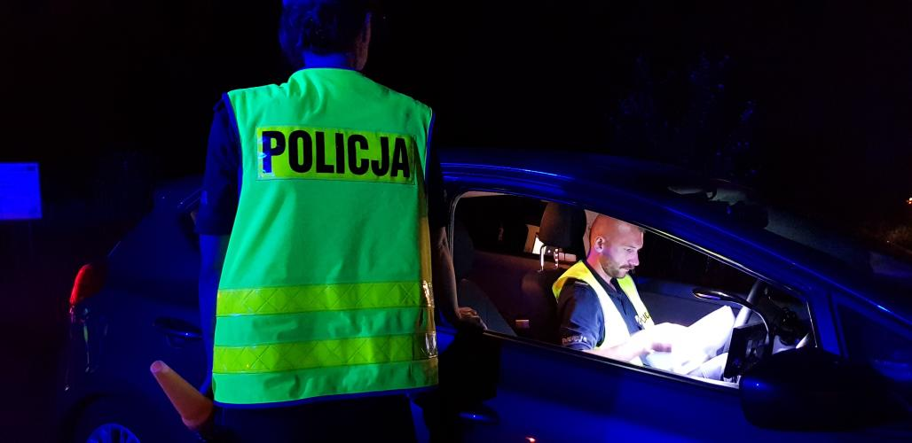 Policyjny pościg w Białogardzie  - trzech kierowców trafiło do aresztu.