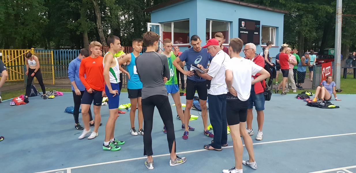 XXI Zachodniopomorski Wieczorny Miting Biegowy - Małgorzta Hołub-Kowalik pobiła rekord życiowy!