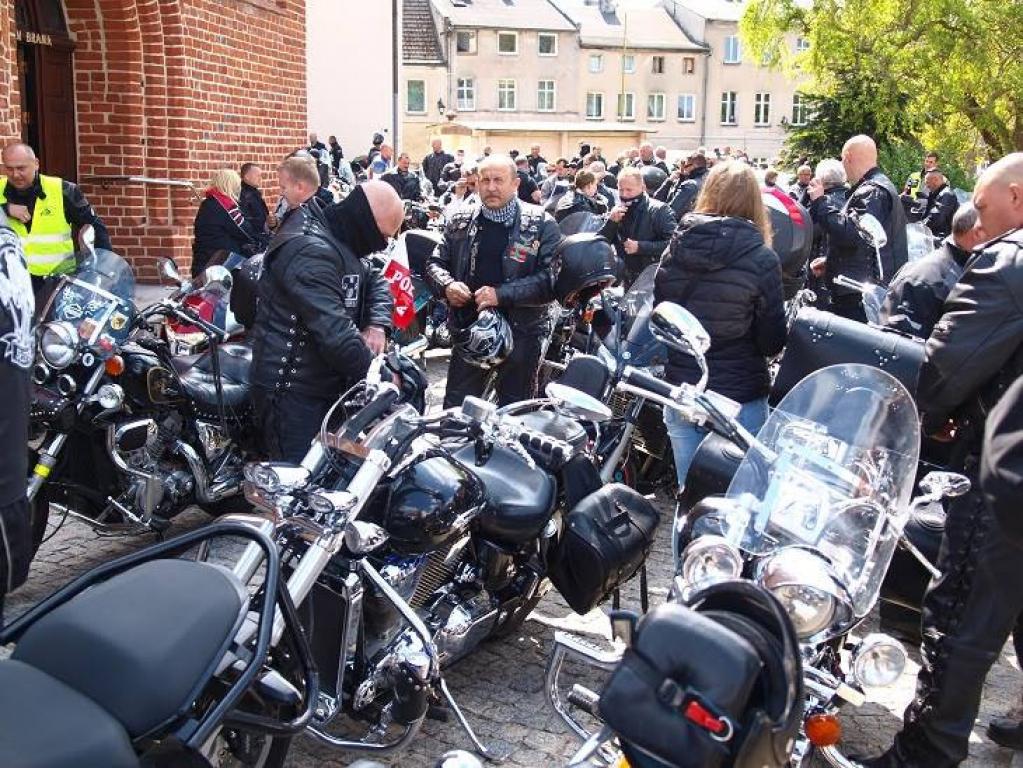 Rozpoczęcie sezonu motocyklowego Żelezny 2016
