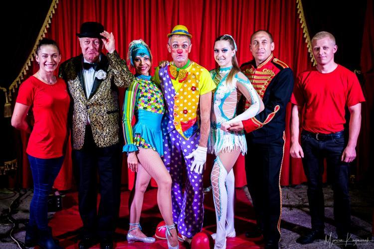 Cyrk Astoria w Białogardzie w ten weekend !