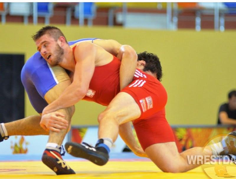 Zbyszek Baranowski brązowy na turnieju Ali Aliyeva w Machaczkale