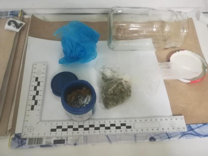 32 latek zatrzymany za posiadanie znacznych ilości narkotyków. Grozi mu nawet 10 lat więzienia.