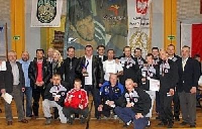 Białogardzcy zapaśnicy na Mistrzostwa Europy