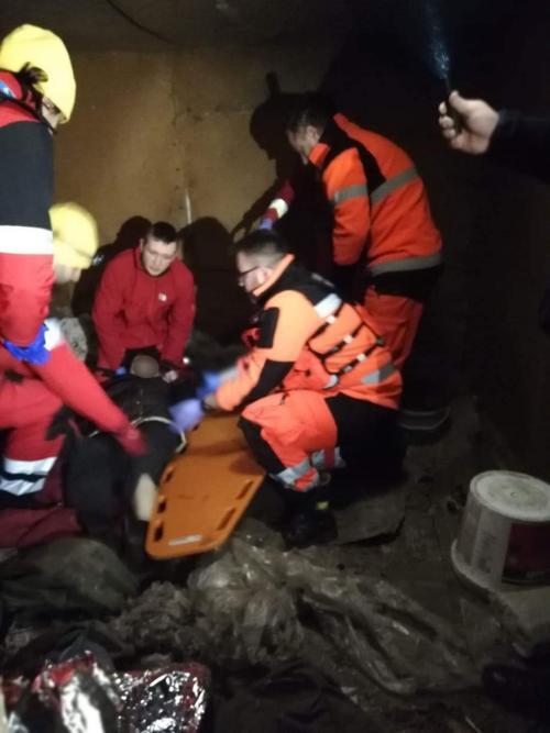 Brawurowa akcja Grupy Poszukiwawczo Ratowniczej WOPR Powiatu Białogardzkiego - odnaleziono żywą kobietę!