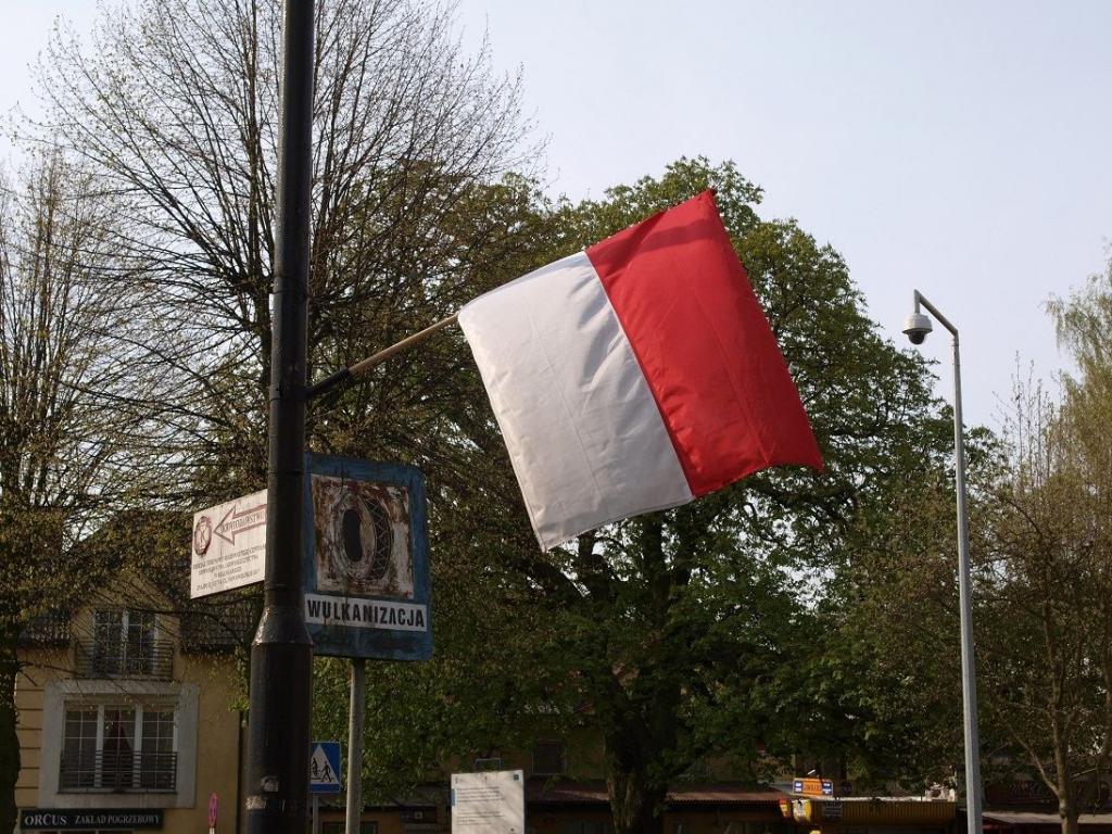 Święto flagi, kto wywiesił flagę Monako?