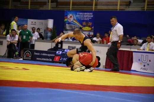 Wywiad z Patrykiem Dublinowskim - brązowym medalistą Akademickich Mistrzostw Świata.