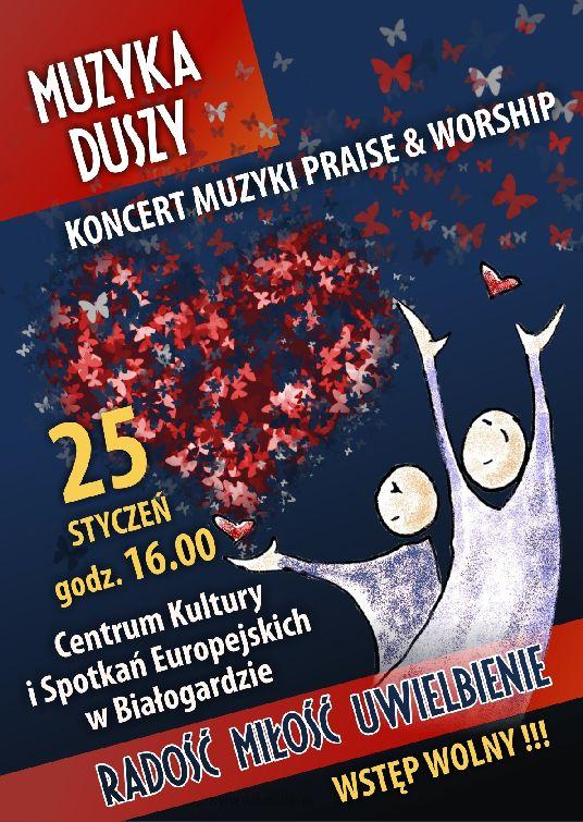 Muzyka dla duszy oraz Memoriał Marcina Jureckiego