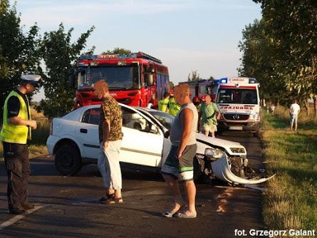 Groźny wypadek koło Białogardu