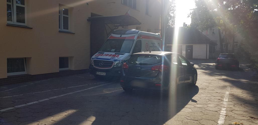 Brawurowa akcja białogardzkiej policji  - uratowano kilkutygodniowe dziecko!